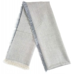 Mehrunnisa Handcrafted Pure Cashmere Pashmina Wool Stole Wrap - Unisex (GAR2187)