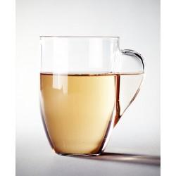 Effusive coffee mug
