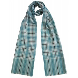 Mehrunnisa Handcrafted Pure Cashmere Pashmina Wool Muffler / Scarf Wrap – Unisex (GAR2079)