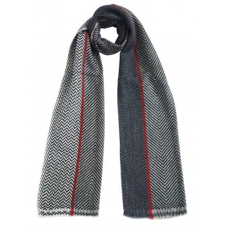 Mehrunnisa Handcrafted Premium 100% Pure Wool Muffler For Men / Women (GAR2103)