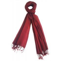 Mehrunnisa Handcrafted Pure Wool Cashmere Stole/Large Scarf Wrap – Unisex (GAR2710)