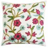 "Mehrunnisa (16""X16"") Exclusive Kashmiri Hand Embroidered Cushion Cover (HOM2575)"