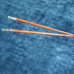 White Sea Shell Chopstick