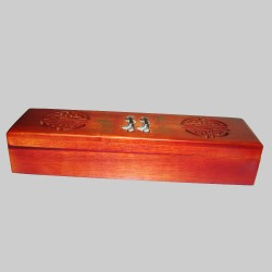 Wooden Chopstick Box