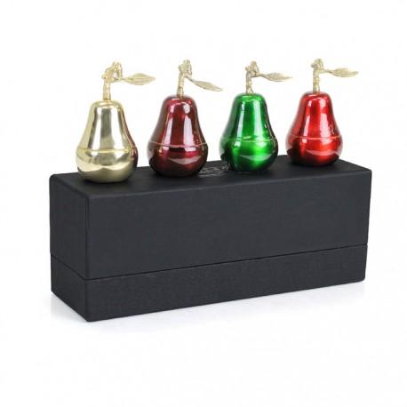 Boite de Poires Set of 4 Mini Pear Candles