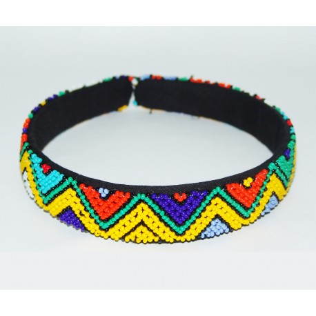 Zulu Beaded Hairband