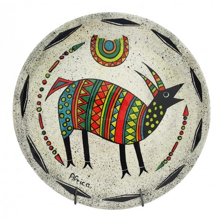 South African Decorative Plate