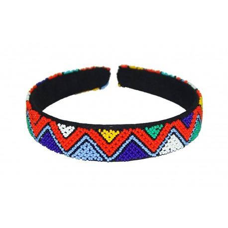 Zulu Beaded Hair band