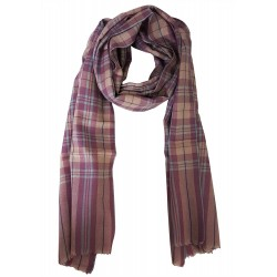 Mehrunnisa Handcrafted Pure Cashmere Pashmina Wool Muffler Wrap – Unisex (GAR1902)