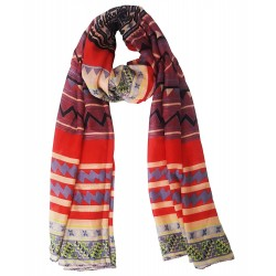 Mehrunnisa Bohemian Scarf For Women (GAR1934)