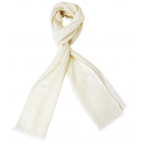 Mehrunnisa Handcrafted Pure Cashmere Pashmina Wool Muffler Wrap – Unisex (GAR2001)