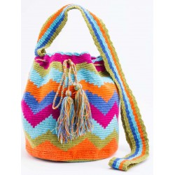 Traditional  Regular Size Mochila  Bag