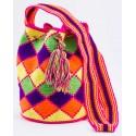 Traditional  Regular Size Mochila  Bag
