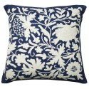 Mehrunnisa Exclusive Kashmiri Hand Embroidered Cushion Cover (HOM1555)