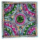 Mehrunnisa Exclusive Rajasthani Multi-Colour Thread Work Cushion Cover (HOM2021)