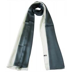 Mehrunnisa 100% Pure Silk Double Shaded Scarf/Neck Wrap – Unisex (GAR2466)