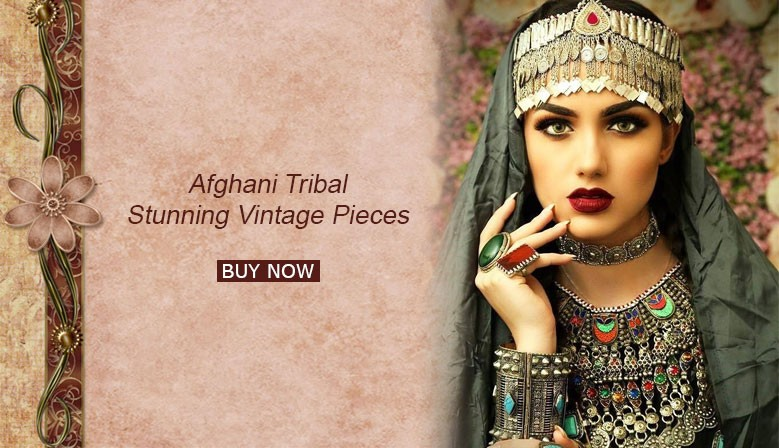 Afghani Jewellery