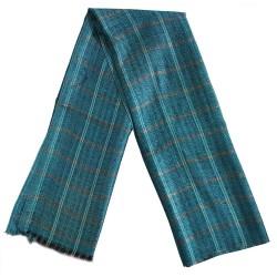 Mehrunnisa 100% Pure Cashmere Pashmina Wool Reversible Stole Wrap - Unisex (GAR2129)