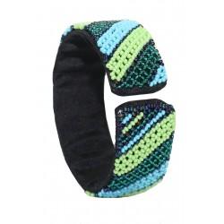 Zulu Beaded Bracelet - Striped