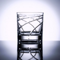 The Rotating Rocks Glass